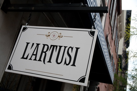 L'Artusi Restaurant New York's Most Delicious Italian In The Charming West Village