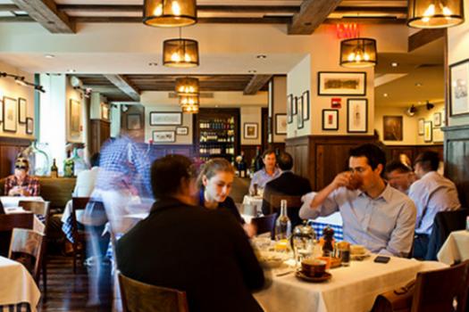 Gramercy Park Hotel's Maialino Restaurant By Restauranteur Danny Meyer