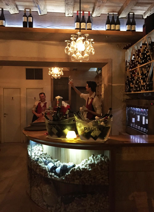 The Best Wine Bar In Split Croatia: Wine & Cheese Bar Paradox