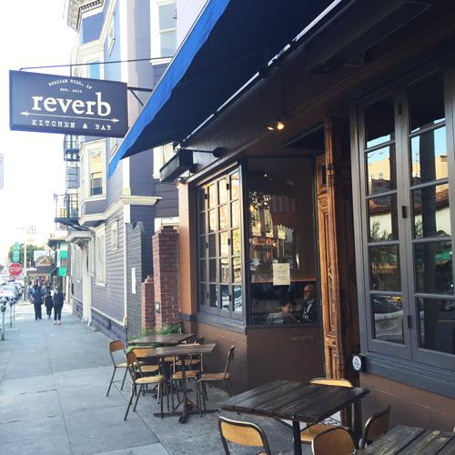 Reverb Kitchen & Bar