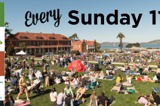 The Presidio's Off The Grid Picnic San Francisco's Most Delicious Sunday Funday