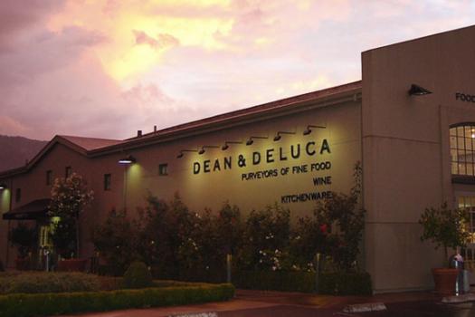 Napa Valley's Delicious Dean & Deluca