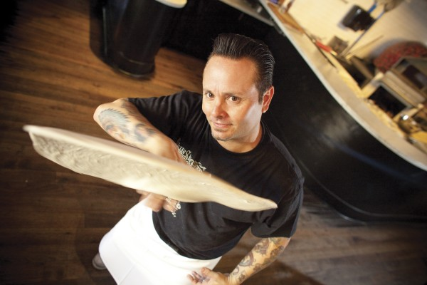 Interview with Chef Tony Gemignani Of Tony's Pizza San Francisco Amongst Other Pizza Gems