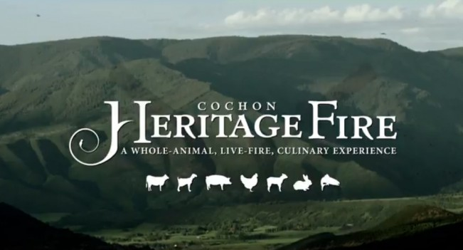 Cochon US Tour Heritage Fire