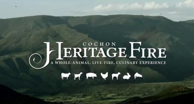 Cochon US Tour Heritage Fire