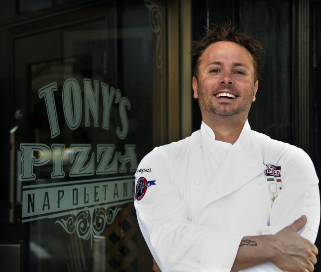 Chef Tony Gemignani