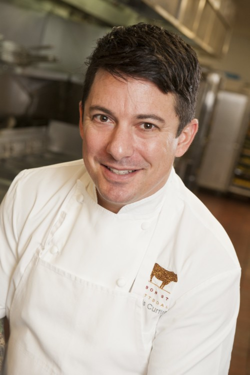 Chef Chris Curtiss Bourbon Steak Santa Clara