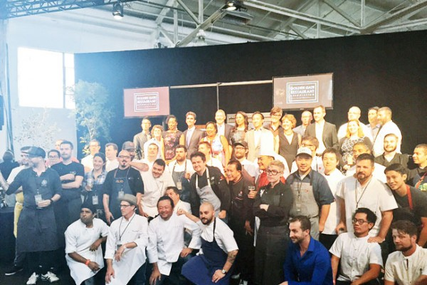 Eat Drink SF 2015 Grand Tasting Friday Wrap Up