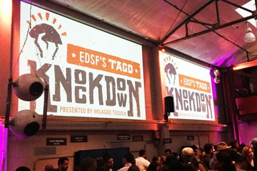 Eat Drink SF 2015 Taco Knockdown Wrap Up