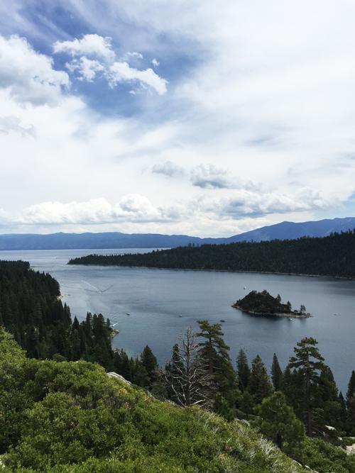 Emerald Bay State Park In Lake Tahoe California