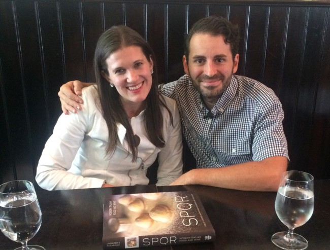 Interview With Matthew Accarrino of SPQR