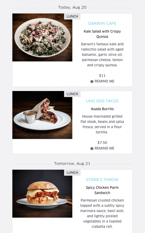 Uber Eats San Francisco