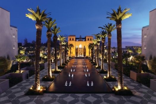 The Fabulous Four Seasons Resort Marrakech‎ A Must See While In Morocco