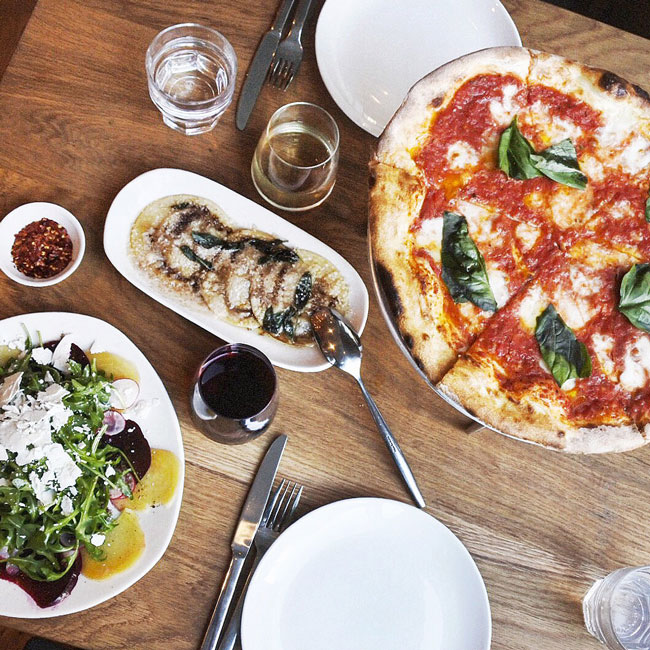 Top 10 San Francisco Pizza