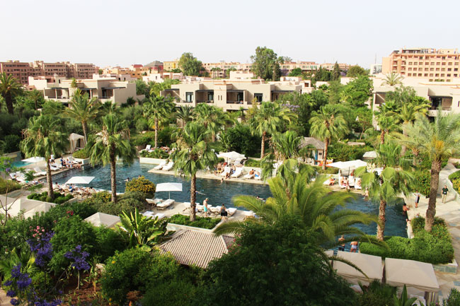Four Seasons Marrakech‎