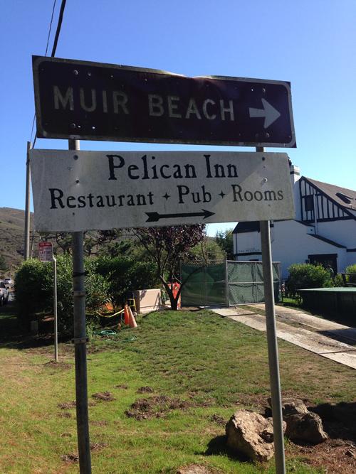 Muir Beach Overlook In The Marin Headlands