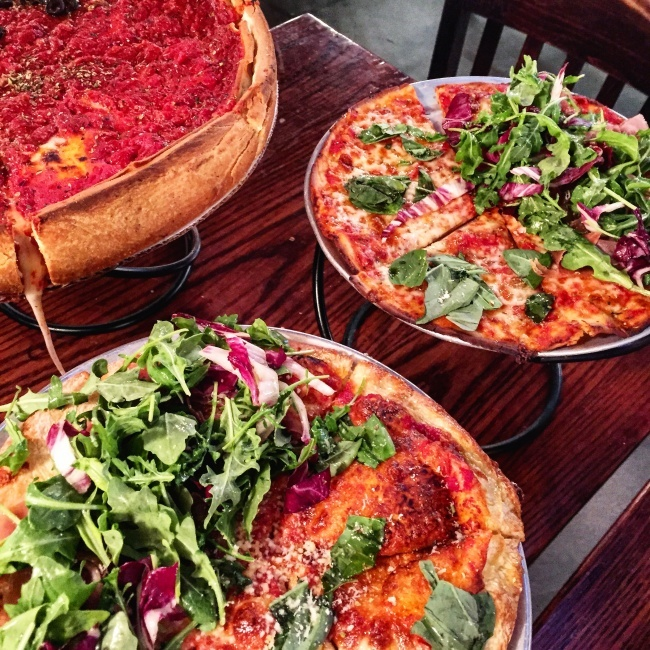 San Francisco Top 10 Pizza