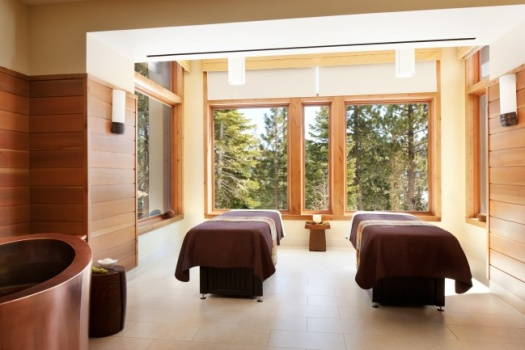 The Ritz-Carlton Hotel North Tahoe's Unbelievable Spa