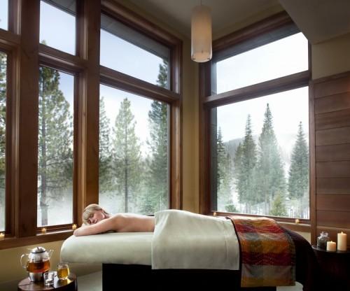 The Ritz-Carlton Lake Tahoe Spa