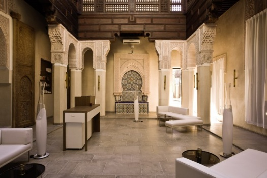 The Riad Fes A Spectacular Luxury Hotel In Fez Morocco + Their Incredible Spa