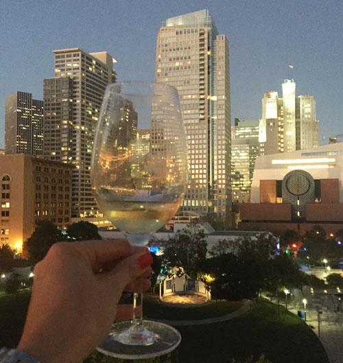 Wine & Spirits Top 100 Tasting In San Francisco