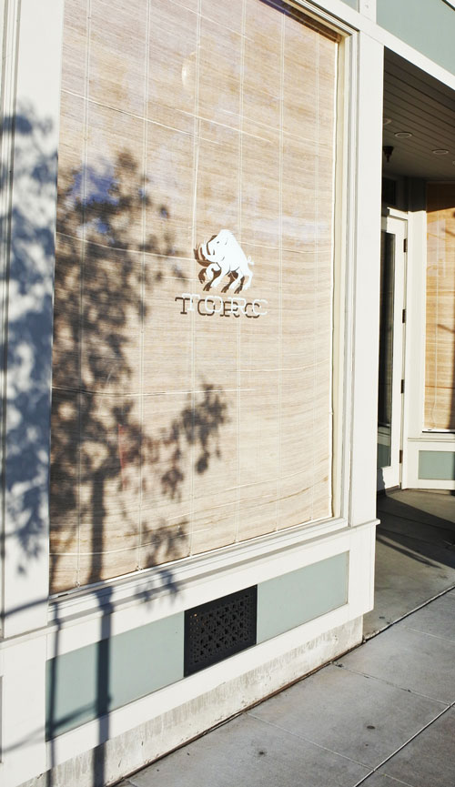 Torc a Fabulous Napa Valley Restaurant