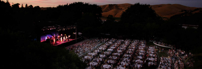 Colbie Caillat at Wente Vineyard Concert Series