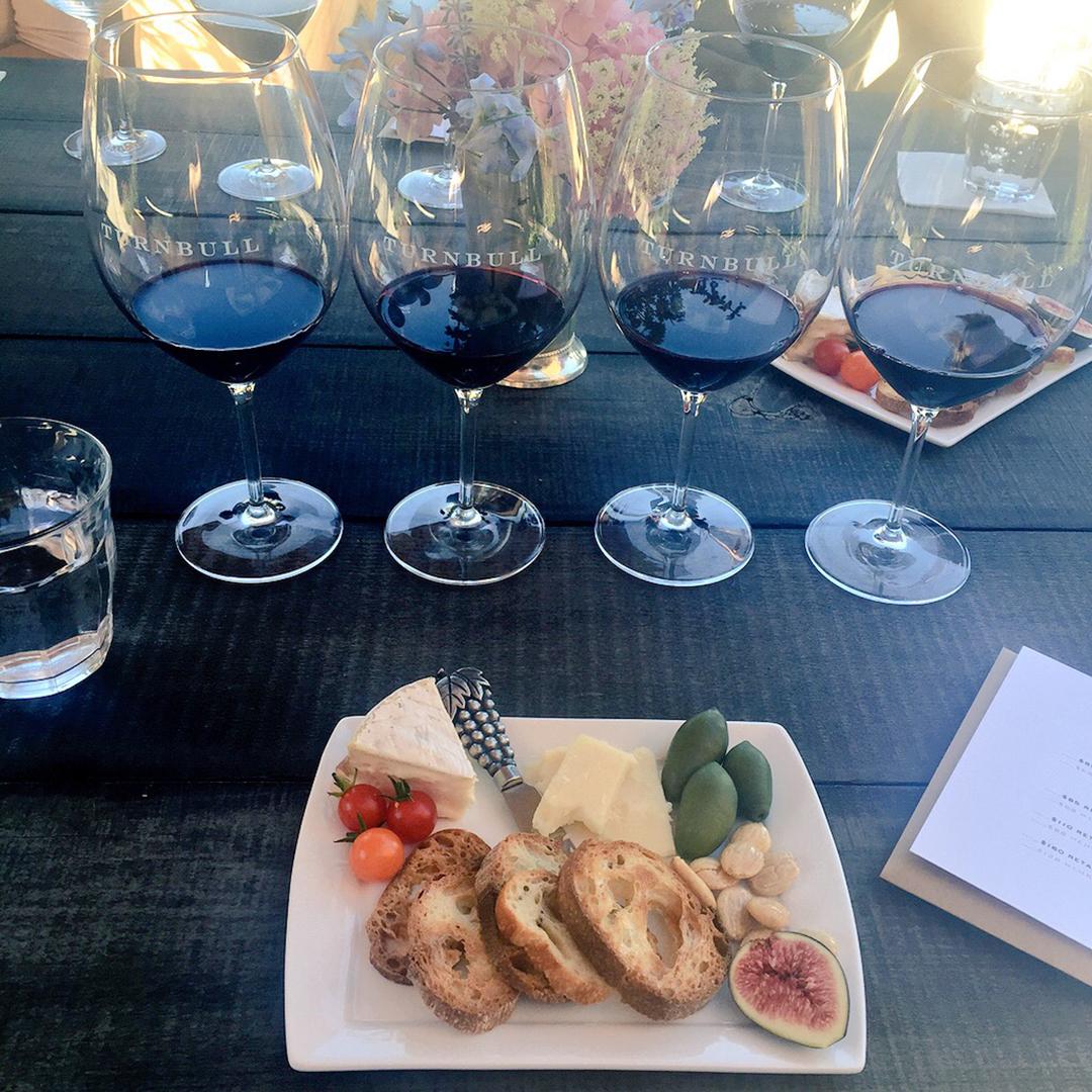 Turnbull Wine Cellars Napa