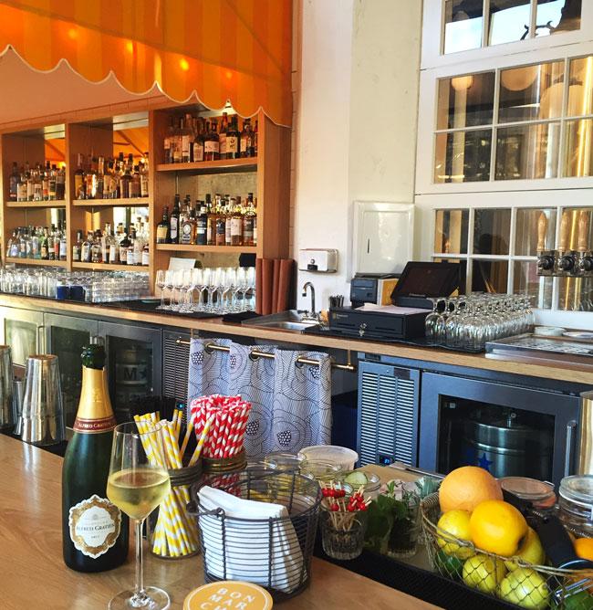 Bon Marche A San Francisco Restaurant & Brewery