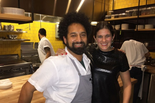 Interview with Chef Ravi Kapur of Liholiho Yacht Club Restaurant