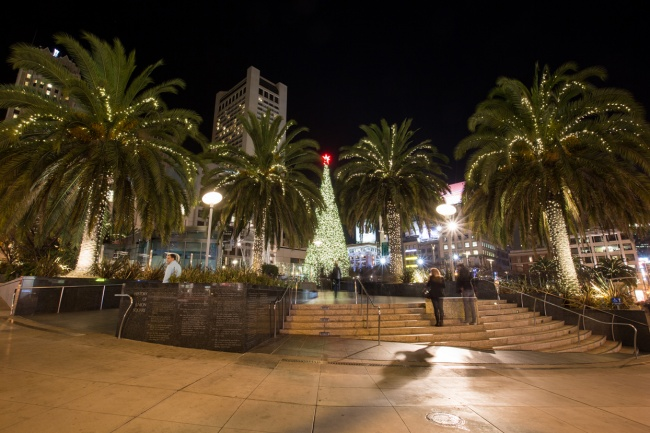 Christmas Day In San Francisco