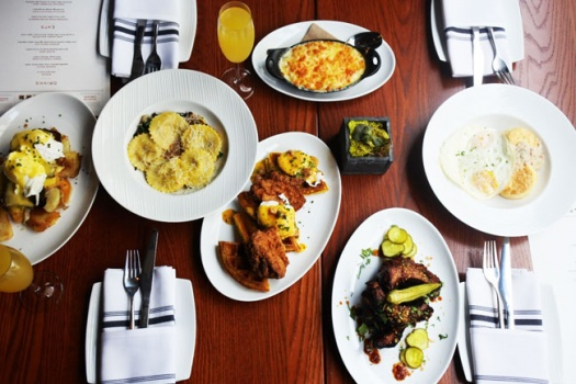 San Francisco's Top 10 Brunches