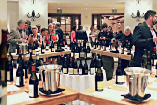 The World Of Pinot Noir Top 10 Santa Barbara & Monterey Wines