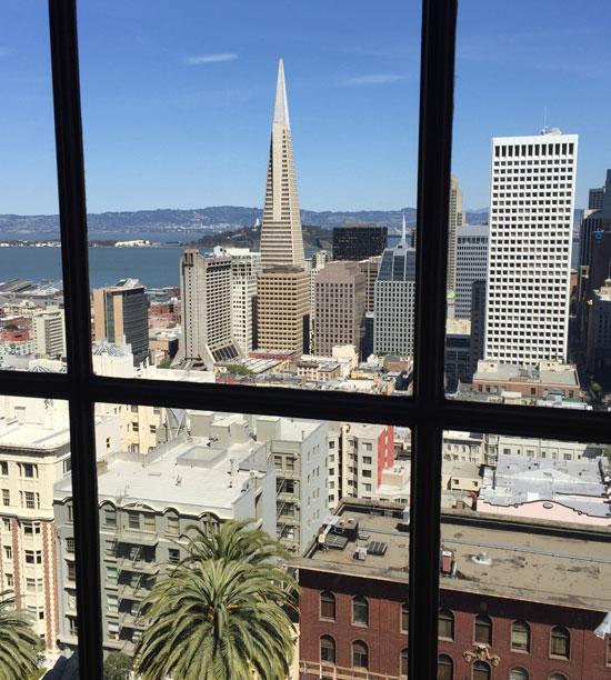 Fairmont San Francisco