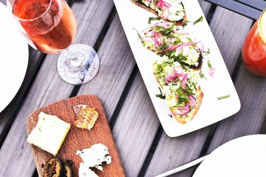 A Delicious & Picturesque Brunch In The Presidio San Francisco At Sessions
