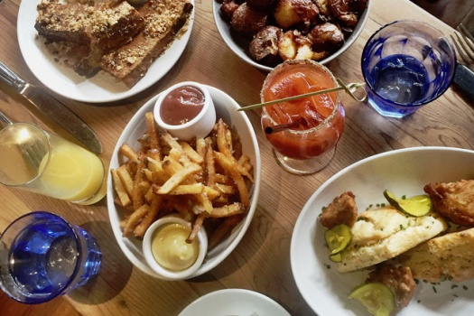 The Bristol Chicago A Bucktown Brunch Not To Be Missed