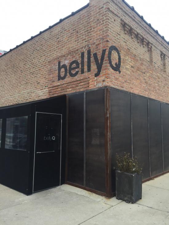 Belly Q Restaurant Chicago