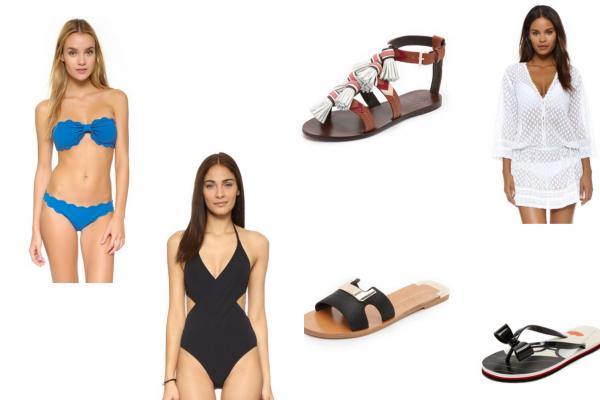 Swimsuits & Beachwear I Am Coveting Now