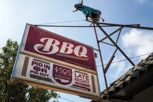 4505 Burgers & BBQ With The Best BBQ In San Francisco