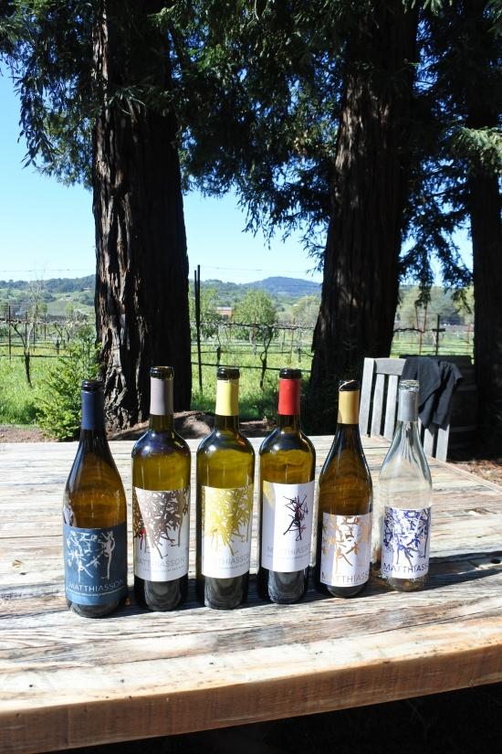 Matthiasson Wine