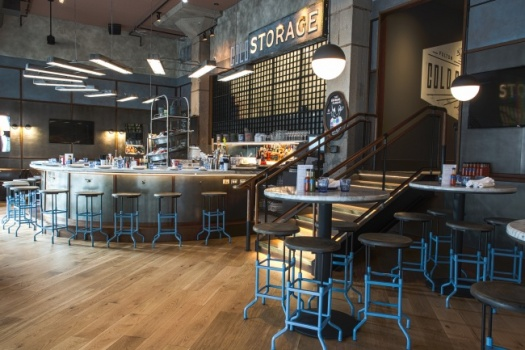 Cold Storage A Chicago Hot Spot With Incredible Food & An Ice Cream Sunday You Can't Live Without