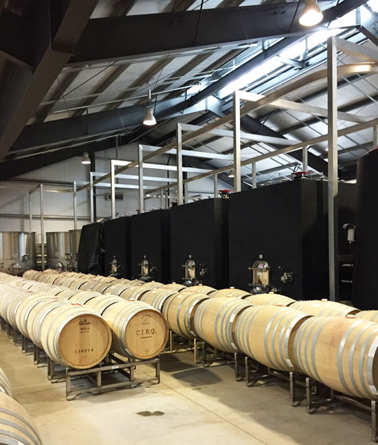 Koste-Browne-Winery-Barrels-2