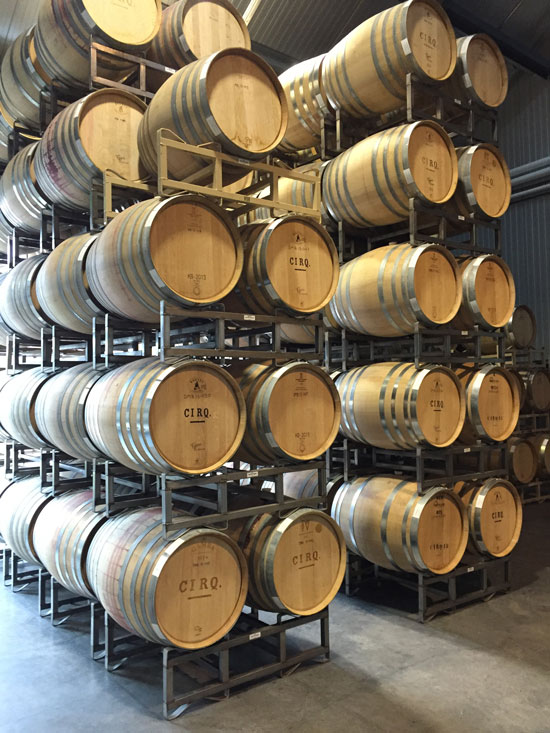 Koste-Browne-Winery-Barrels-5