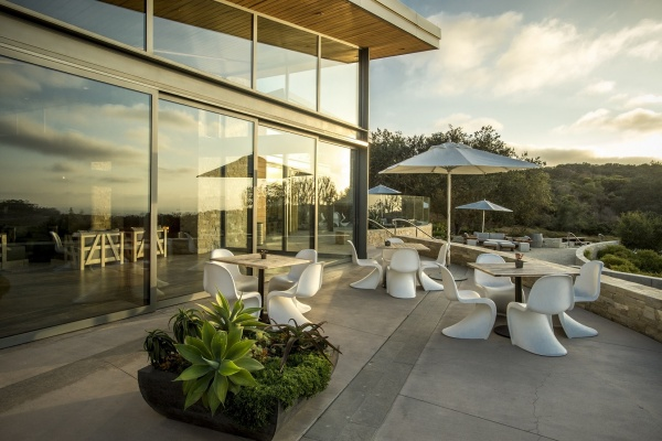 Santa Barbra's Presqui'le Winery With Spectacular Views & Incredible Wines