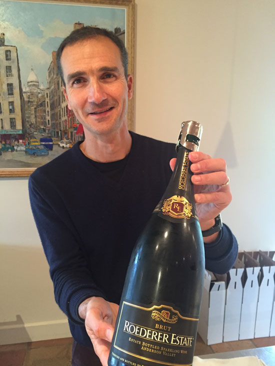 Reoderer Estate Champagne
