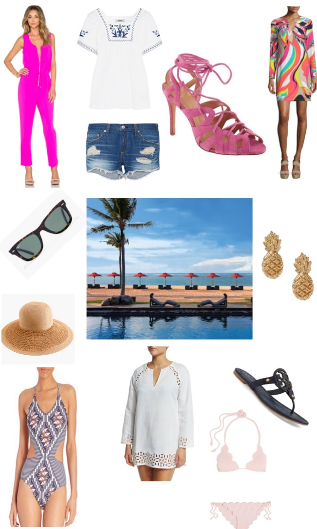 Packing List For The Beach