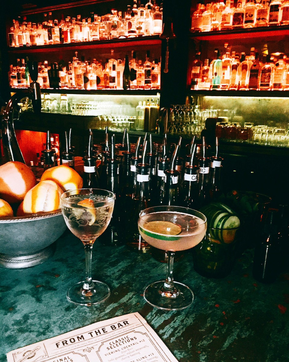 Best Cocktails in San Francisco