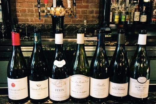The Incredible Bourgogne Winetasting with Winemaker Amaury Devillard
