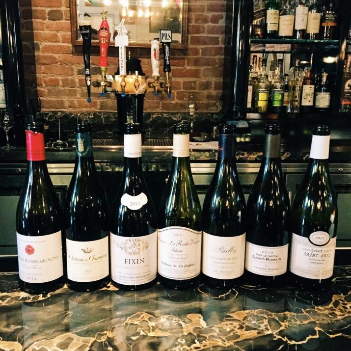 Bourgongne-San-Francisco-Winetasting
