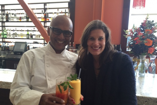 Interview with Owner Anjan Mitra Of Dosa Restaurant